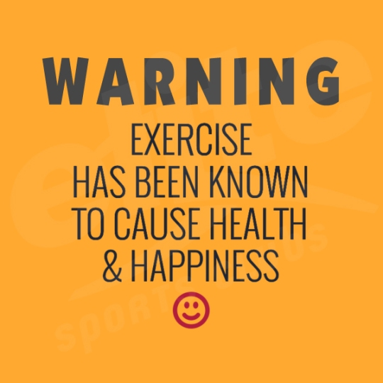 Exercise-Cause-Happy