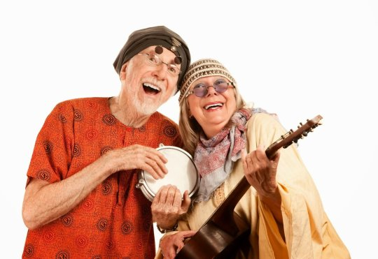 Old-Couple-Funny-Musicians-Picture